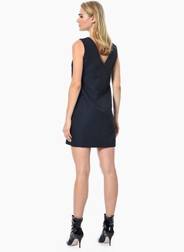 e16afa1c3ccc0 NetWork Kolsuz Mini Elbise Siyah NetWork Kolsuz Mini Elbise Siyah